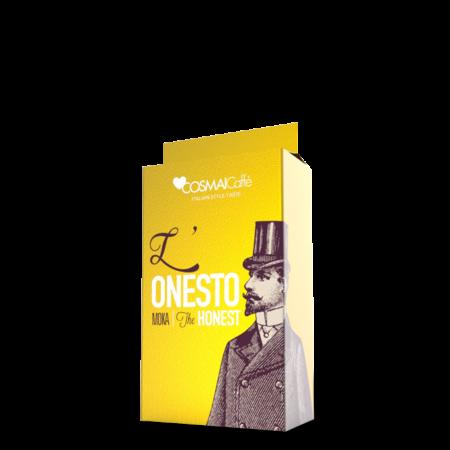 Kawa mielona COSMAI L'ONESTO 250gr