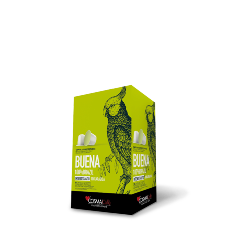 Kawa w kapsułkach COSMAI BUENA 10 X 5,5gr